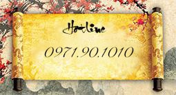 Oản tài lộc hotline