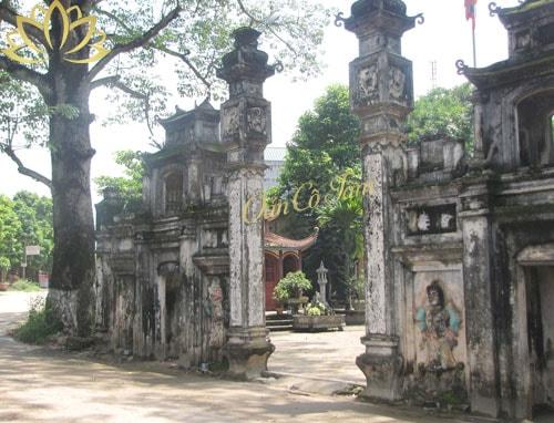 đền thờ thân mẫu quốc mẫu tây thiên