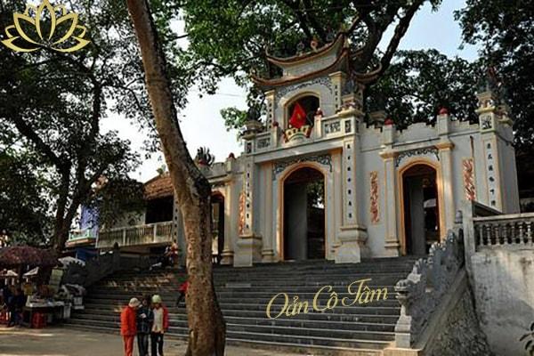 đền thờ chầu bé bắc lệ