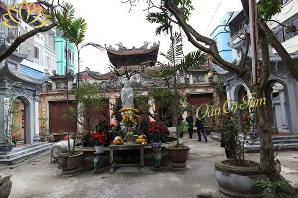 chùa Quán Huyền Thiên