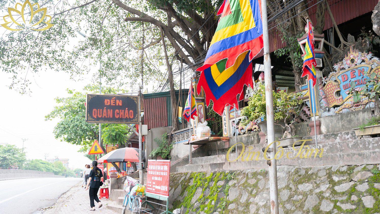 quán cháo đền dâu
