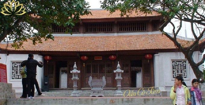đền thờ an sinh vương trần liễu