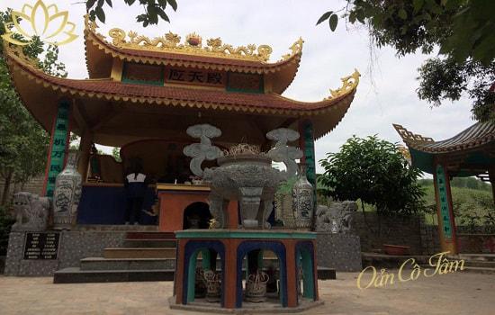 đền đá thiên thái nguyên