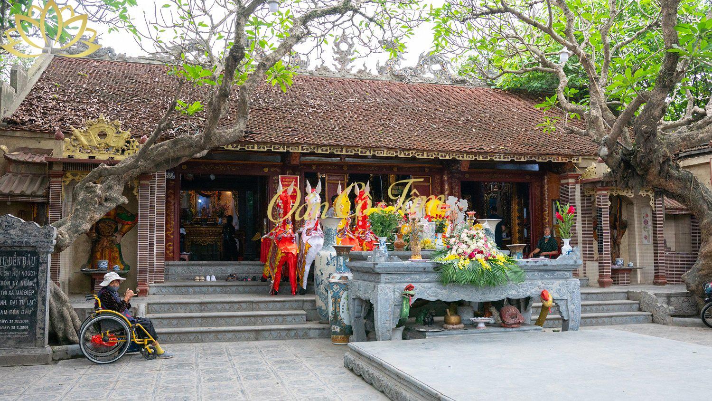 đền dâu