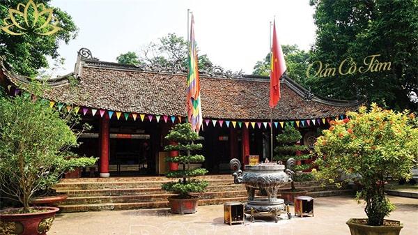 đền và thờ đức thánh tản viên