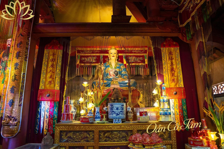 Thái Bạch Kim Tinh tài bạch khố cung thần