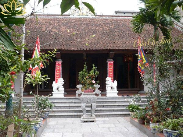chùa vua hà nội
