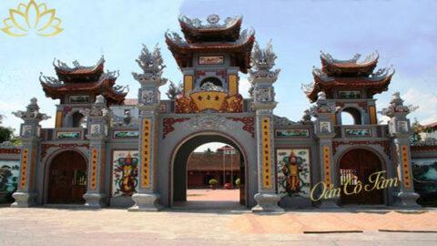 chùa kim đài