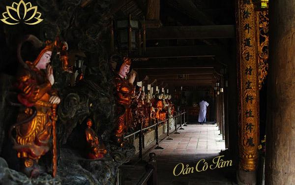 chùa chuông