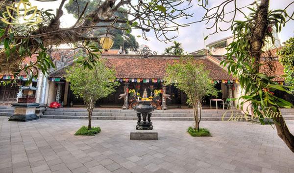 chùa vạn niên mật tông