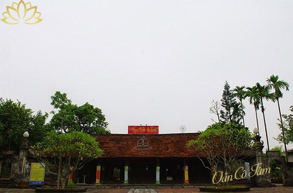 chùa chuông ở hưng yên