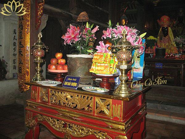 chùa dâu