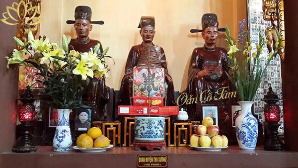 chùa lý triều quốc sư