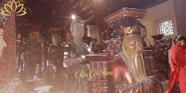 chùa mía làng cổ đường lâm
