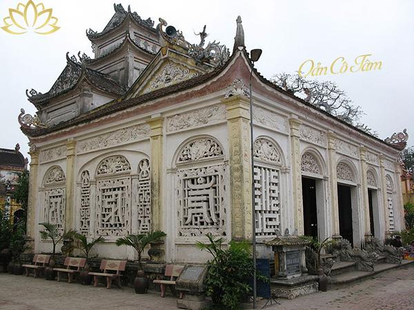 lễ hội chùa cổ lễ
