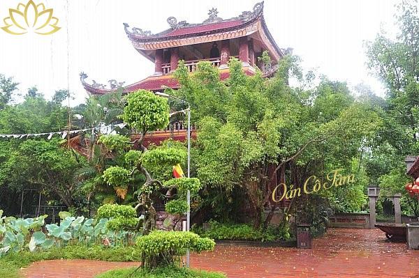 chùa cổ lễ nam định