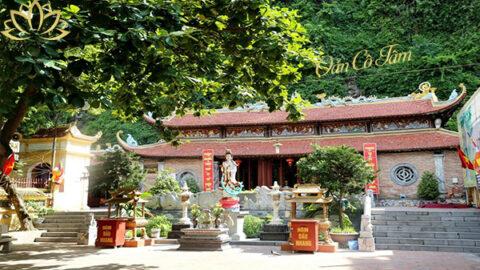 chùa long tiên hạ long