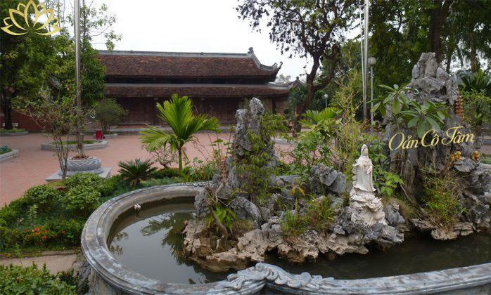 chùa kim liên hà nội