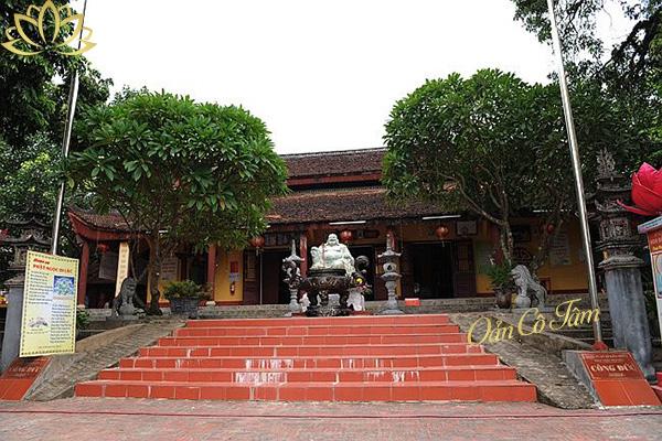 địa chỉ chùa phù liễn thái nguyên